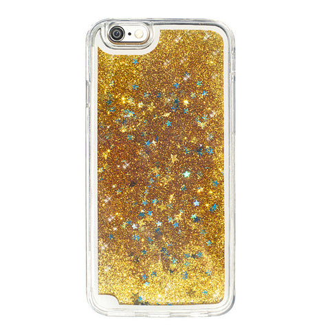 Gold Glitter iPhone Case- iPhone 6/6Plus - WantMyLook