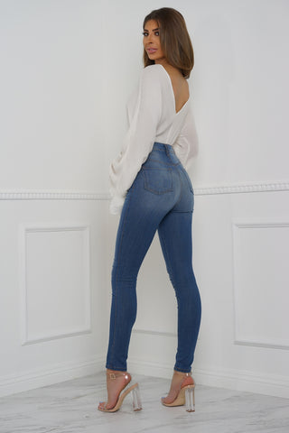 Canopy Jeans - Light Denim