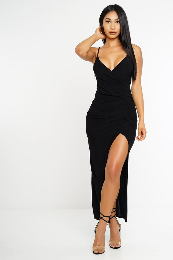 Symphony Dress - Black