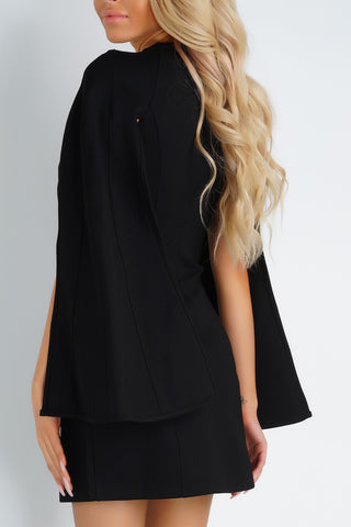 SD Classic Dress - Black