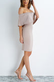 Phoebe Dress - Taupe