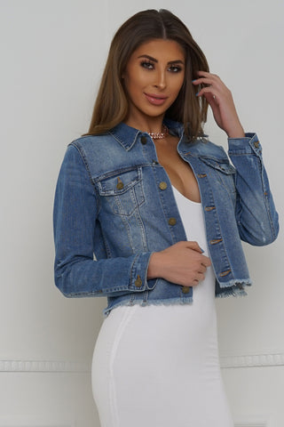 Denim Craze Jacket