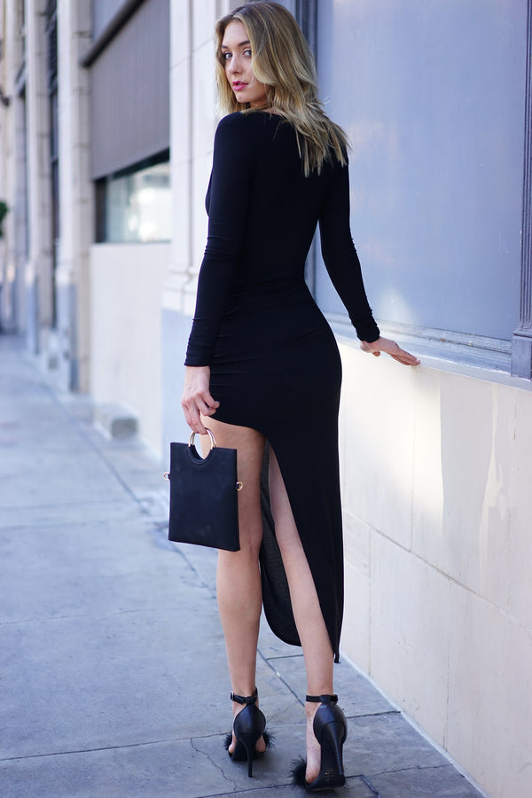 Birch Dress - Black