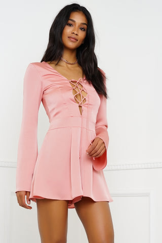 Just Rompin' Around Romper - Pink