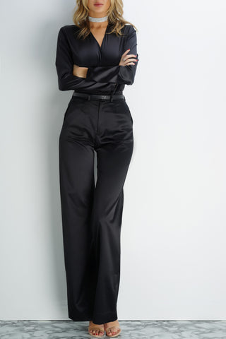 Gemma Pants - Black - WantMyLook