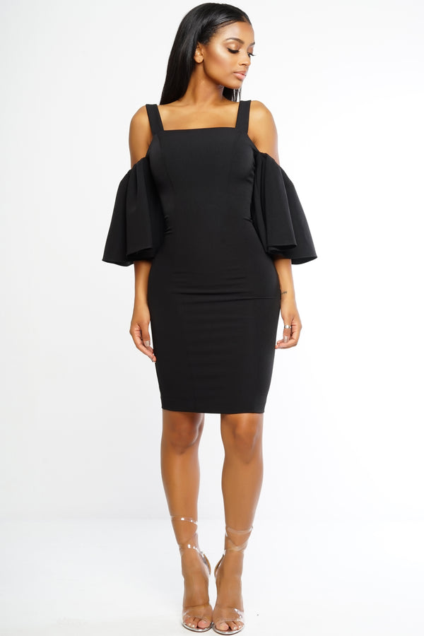 Ressie Dress - Black