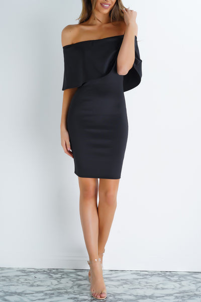 Phoebe Dress - Black