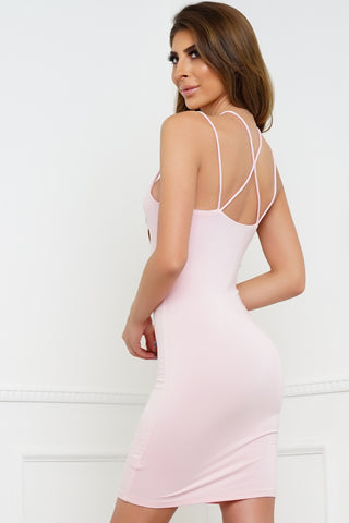 Eye Candy Dress - Pink
