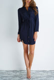 Rimini Tunic - Navy