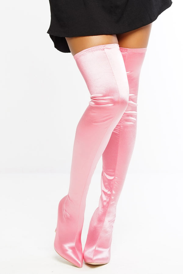 Rocket Boots - Pink