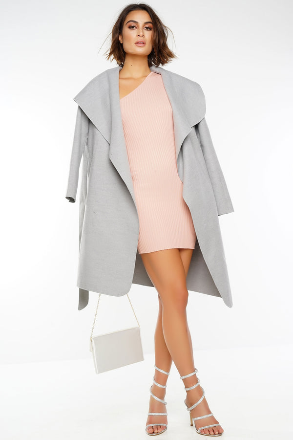 Caitlyn Coat - Grey