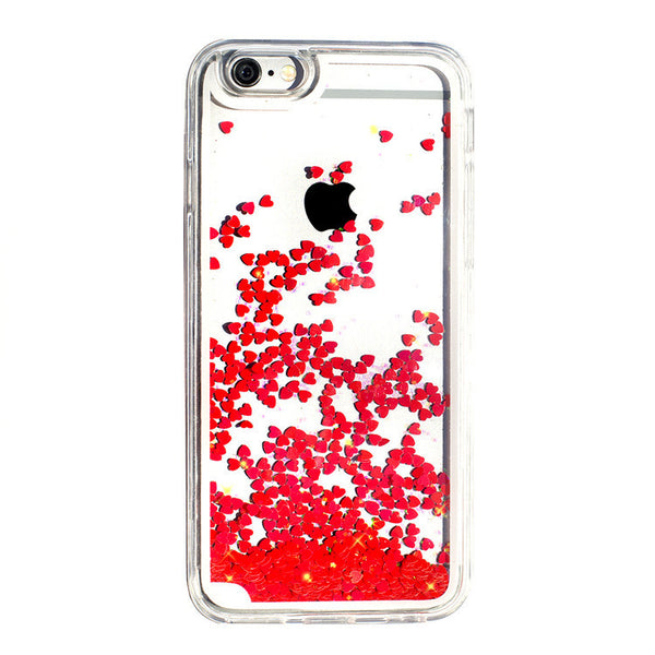 Red Hearts iPhone Case- iPhone 6/6Plus