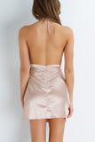 Izzy Mini Dress - Blush