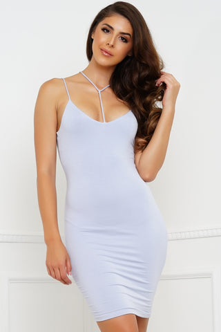 Eye Candy Dress - Blue