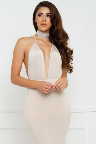Essential Bodysuit - Taupe