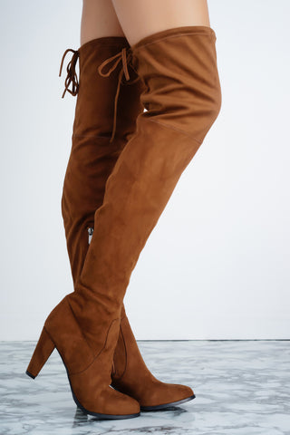 Jamie Boot - Brown - WantMyLook