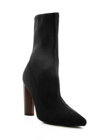 Connie Booties - Black