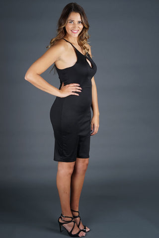 Lernik Dress - Black - WantMyLook
