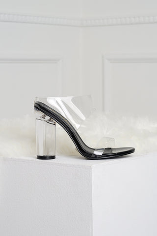 Risk Taker Heels - Black