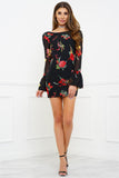 Jaden Dress - Floral - WantMyLook
