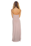 Mariah Knot Dress - Stone