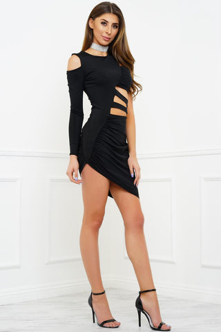 Sasha Dress - Black