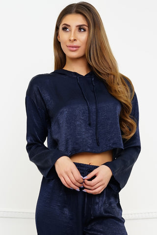 Astrid Top - Navy