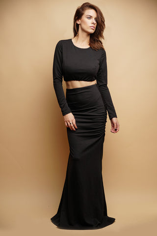 Sherry Set - Black - WantMyLook