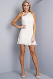 Chloe Dress - Ivory