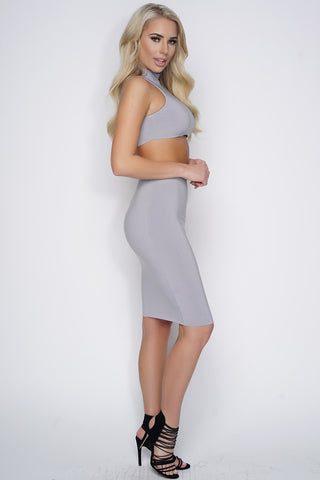 Vienna Set - Grey - WantMyLook