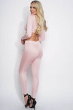 Dasia Leggings - Pink