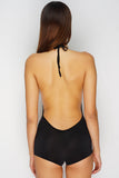 Samantha Bodysuit - Black
