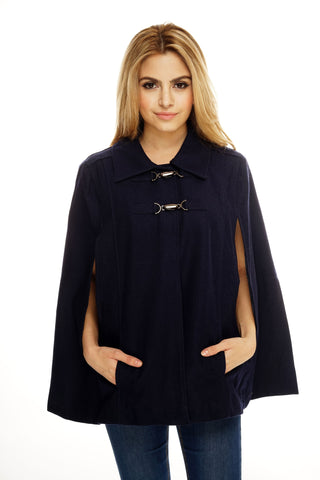 Magy Cape - Navy