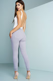 Drawstring Joggers - Grey - WantMyLook