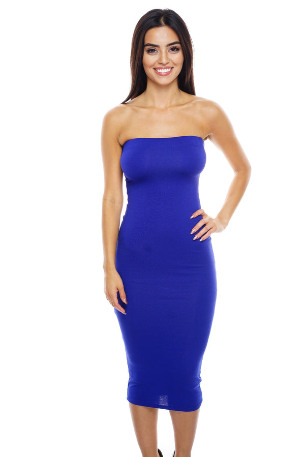 Cheyenne Dress - Royal Blue