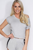Kate Terry Tee - Grey