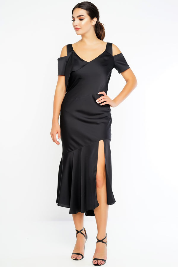 Anella Dress - Black