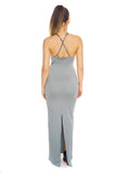 Claire Dress - Grey