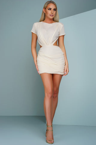 Mesh Me Up - Ivory - WantMyLook