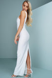 Hannah Maxi Dress - White - WantMyLook
