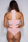 Monique Bodysuit - Pink
