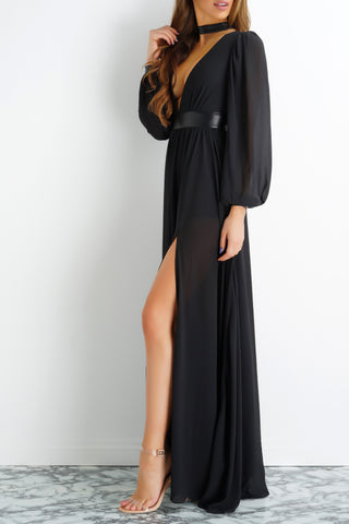 Flawless Dress - Black