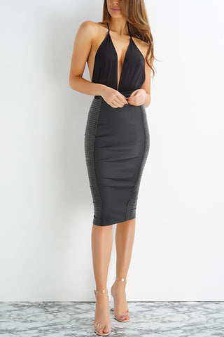 Dominique Skirt - Black