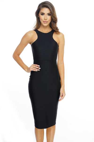 Vanessa Dress - Black
