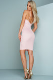 Noreen Dress - Pink - WantMyLook