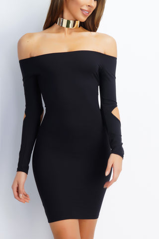 Joelle Dress - Black