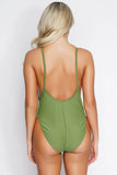 JG One Piece - Olive - WantMyLook