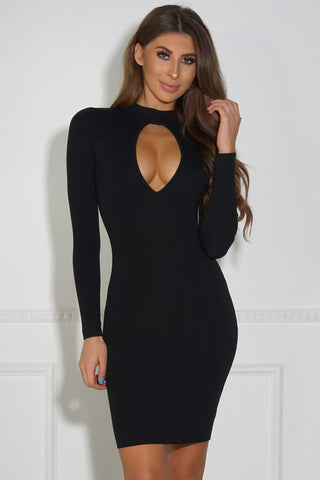 Logan Dress - Black