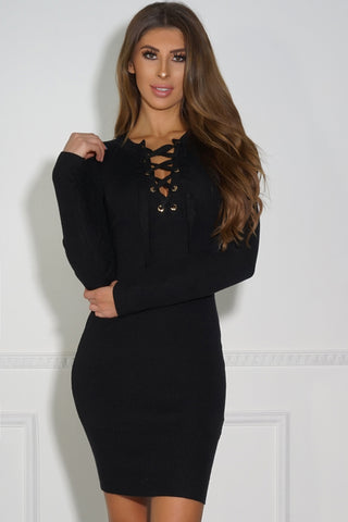 Alexus Dress - Black