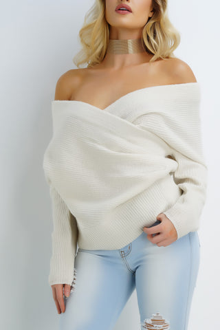 Zia Sweater - Ivory